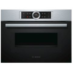 Bosch CMG633BS1B Oven Combination Microwave And Grill