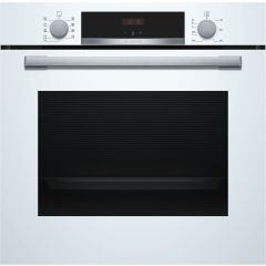 Bosch HBS534BW0B Oven Single Built In White