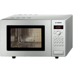 Bosch HMT75G451B Microwave With Grill Free Standing S/Steel