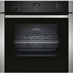 Neff B1ACE4HN0B Oven Single S/Steel