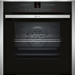 Neff B57VR22N0B Oven Single Pyrolytic Variosteam