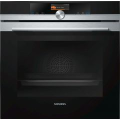Siemens HB676GBS6B Oven Single Multifunction Pyrolytic