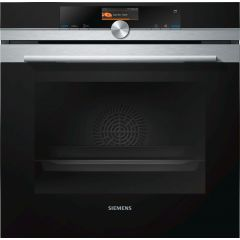 Siemens HR676GBS6B Oven Single Pyrolytic Steam