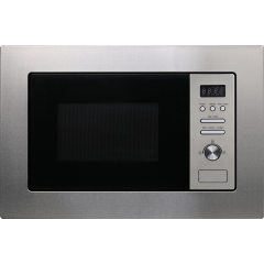Statesman BIM2080SS Microwave Built In Stainless Steel