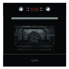 Statesman BSM60BL Oven Single Multifunction