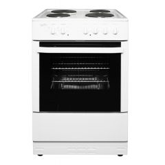 Statesman NAPIER Cooker Single 60 Cm White