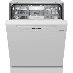 Miele G7100SCi White Dishwasher Semi Integrated White