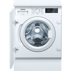 Siemens WI14W301GB Washing Machine Integrated 8Kg 1400 Spin