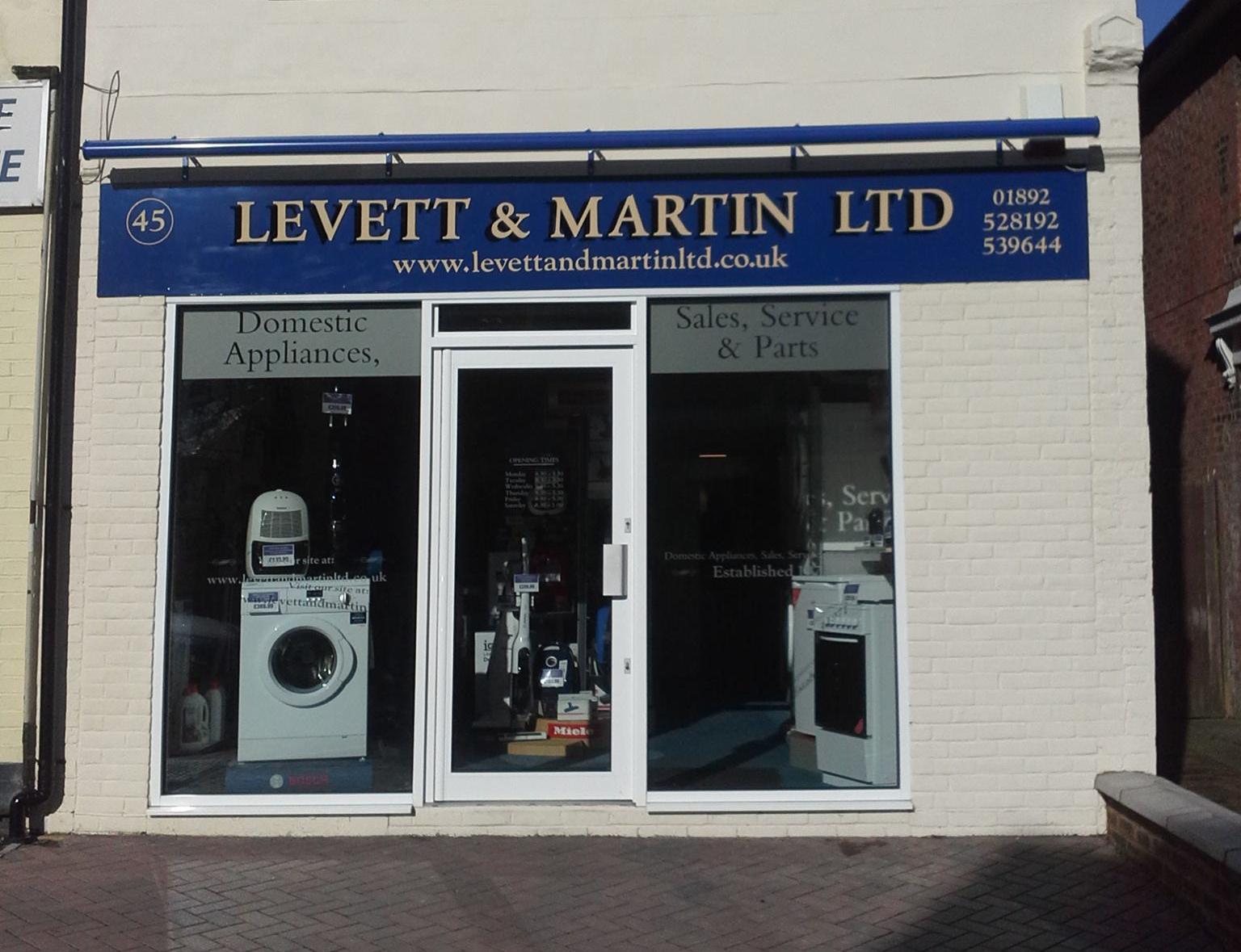 Levett & Martin Tunbridge Wells