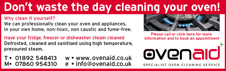 Ovenaid Cleaning